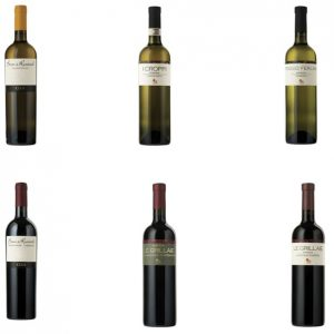 Proefpakket wijnen