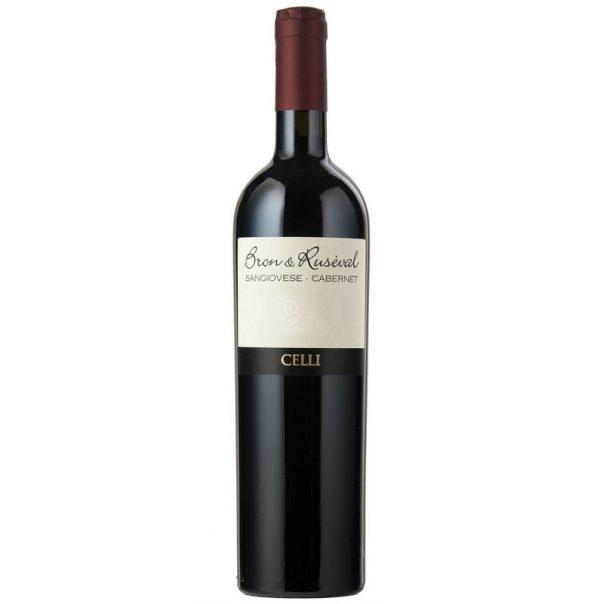 Bron Ruseval San Giovese Cabernet | Vino Giardino