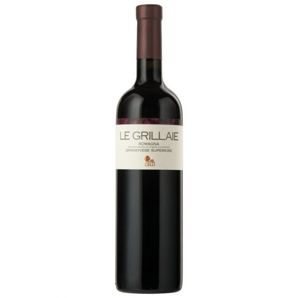 le grillaie san giovese superiore