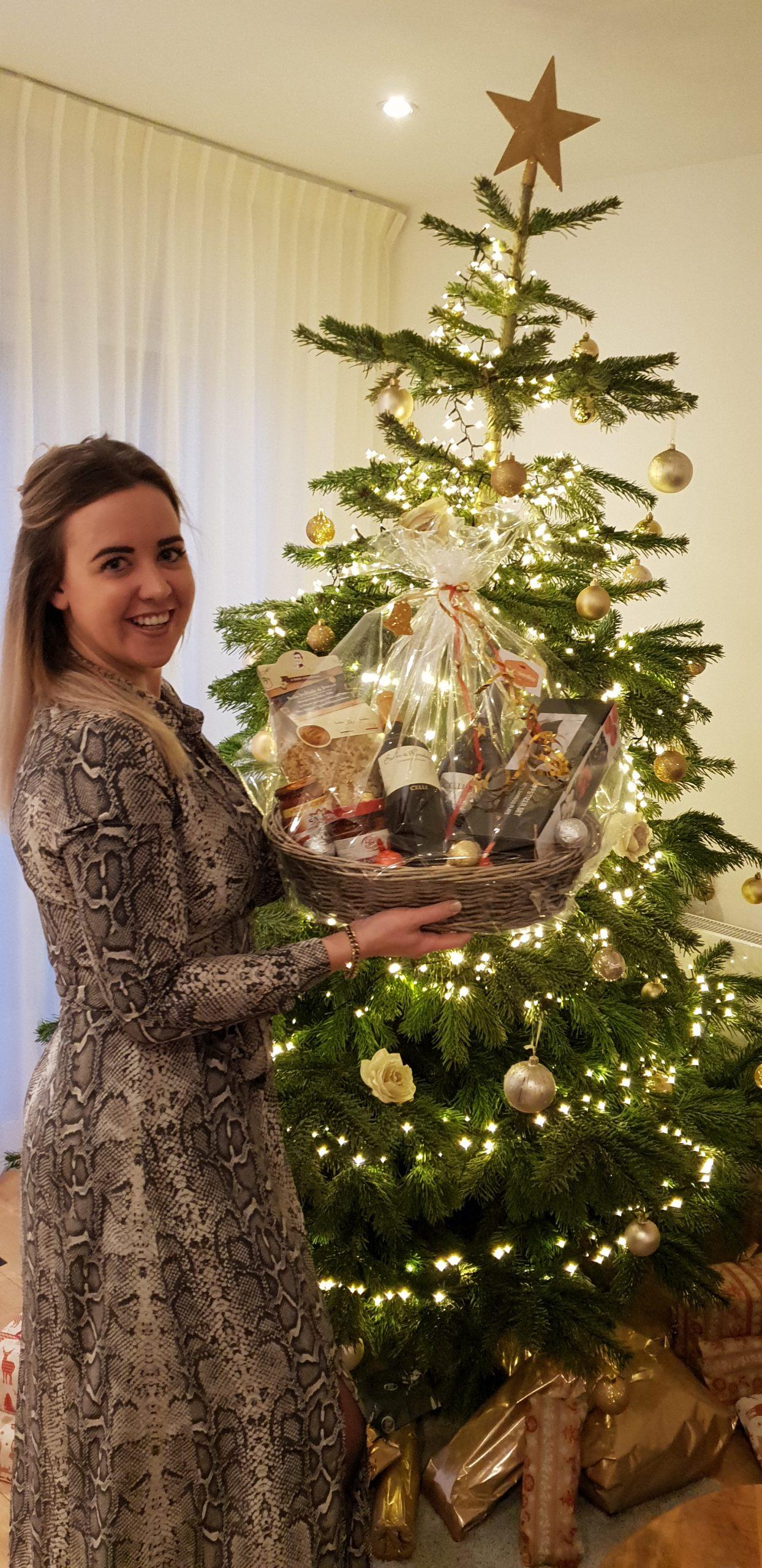 Italiaanse pakketten voor kerst